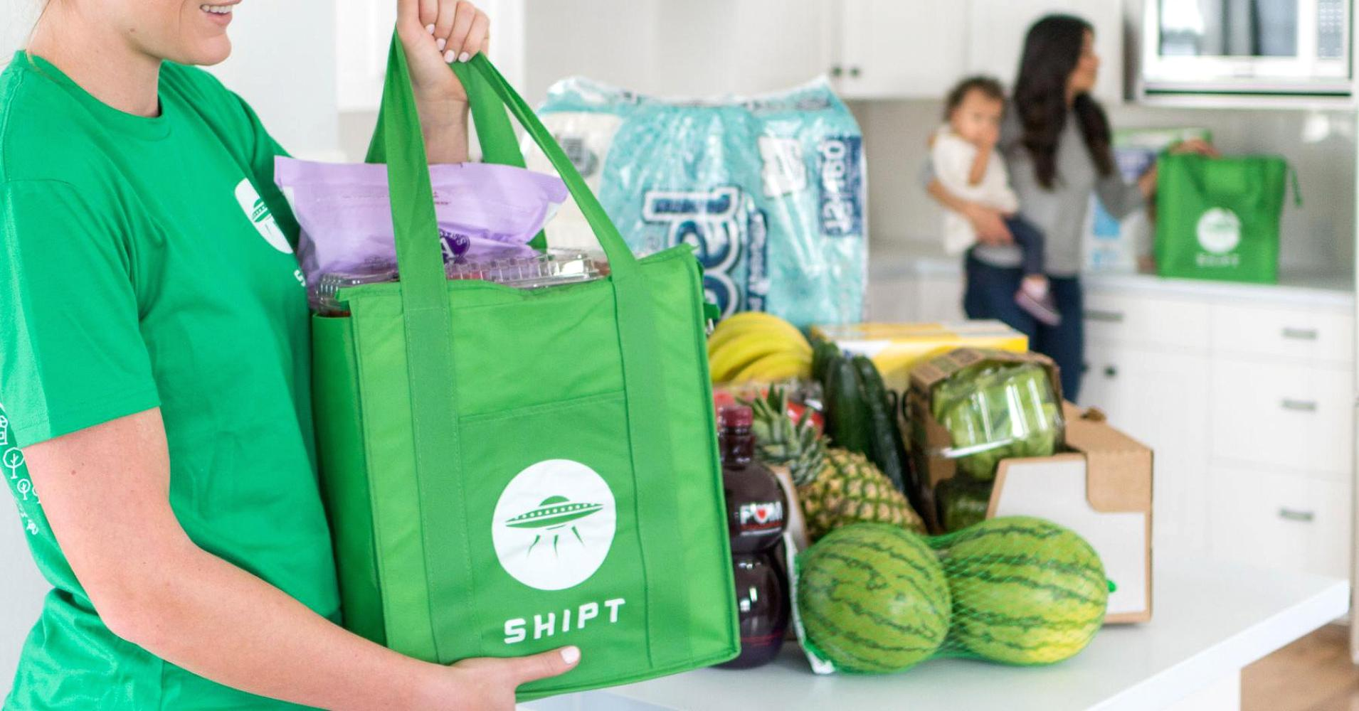 Target to Buy Grocery Delivery Startup Shipt for $550 Million