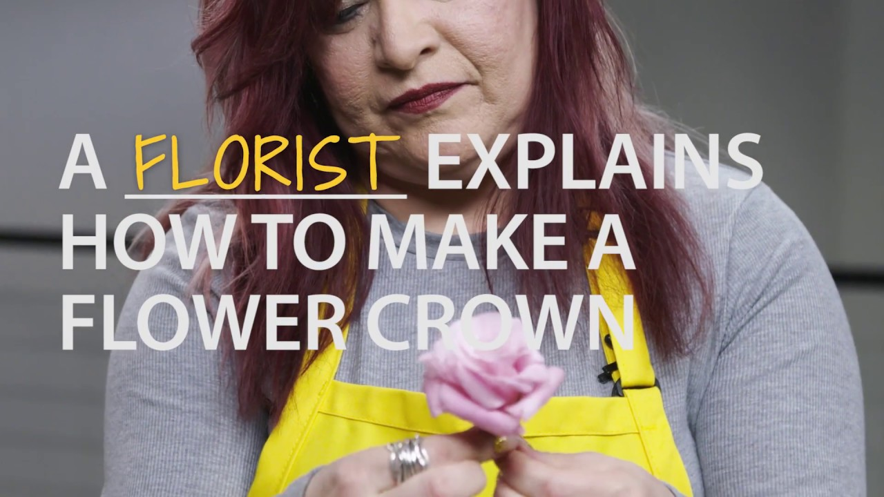 UFCW How To Flower Crown Video