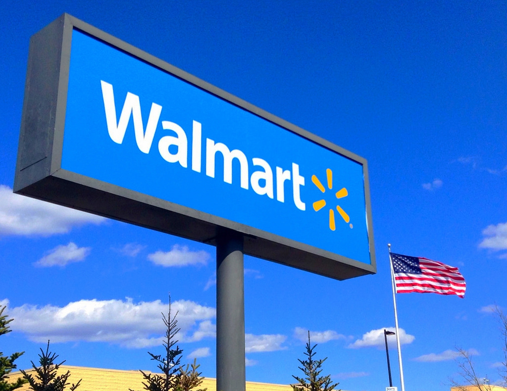 Alleged discrimination at Walmart