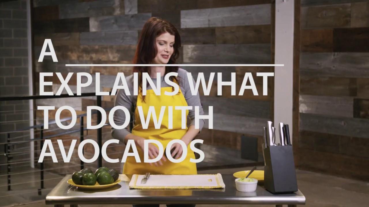 Avocados Made Easy