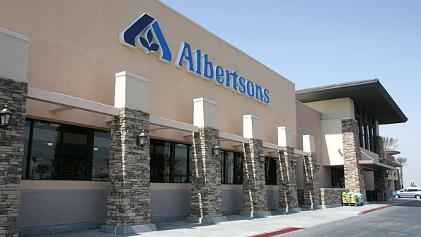 Albertsons files for public offering