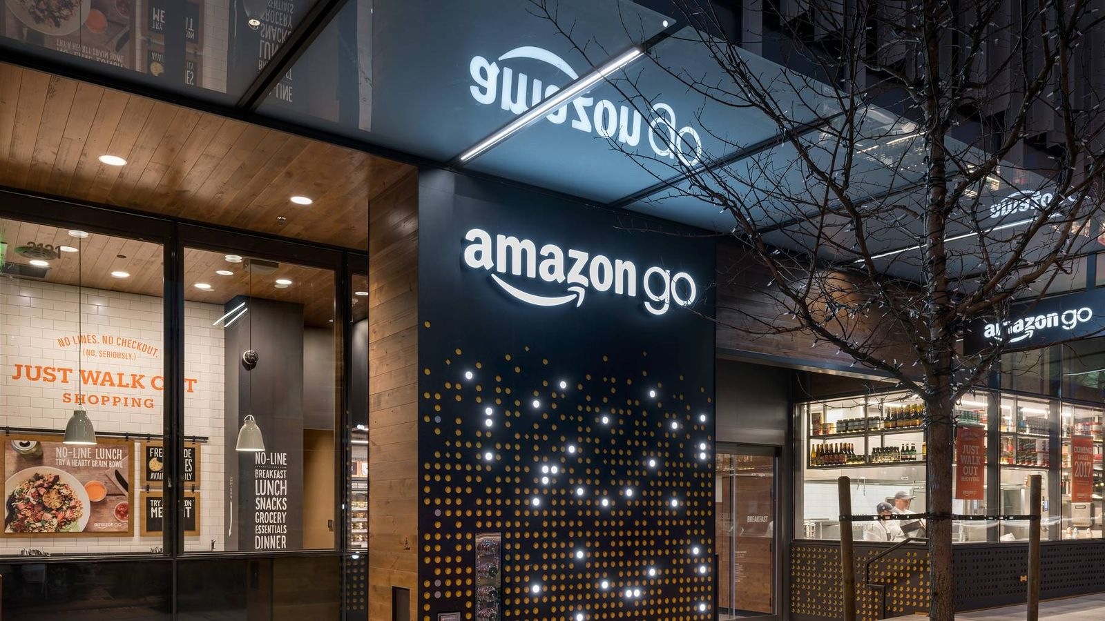 The retail workforce in the age of Amazon Go