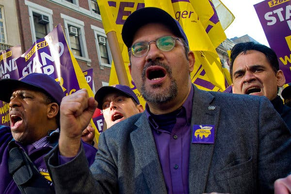 Lessons From Hector Figueroa, Labor Visionary