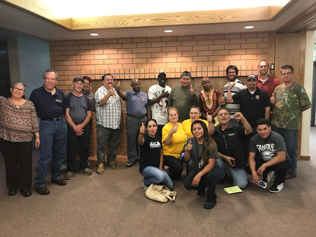 JBS workers in Utah join Local 99