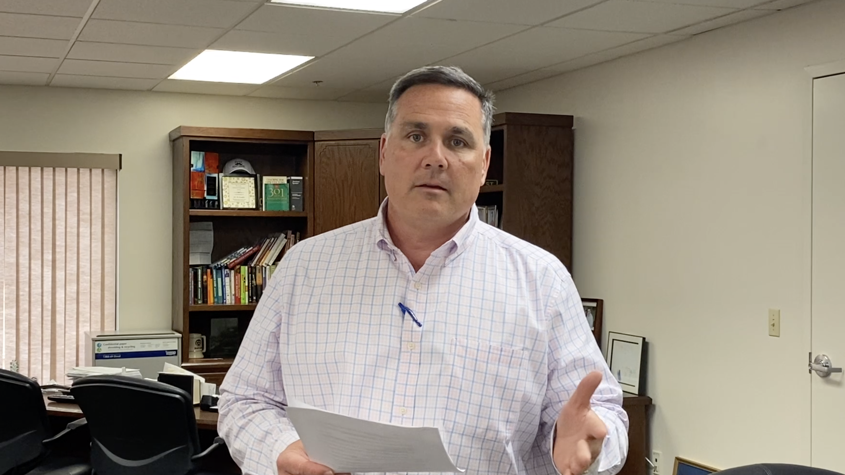Jim McLaughlin COVID-19 Update: March 31, 2020