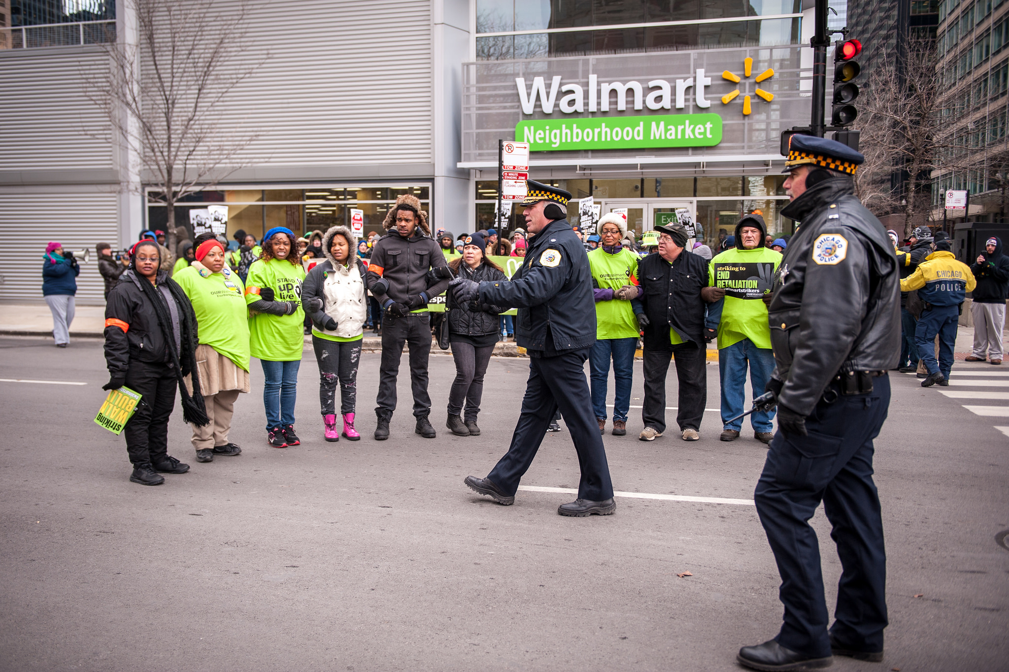 The Shocking, Unmatched Pains That Walmart Took to Avoid Unions