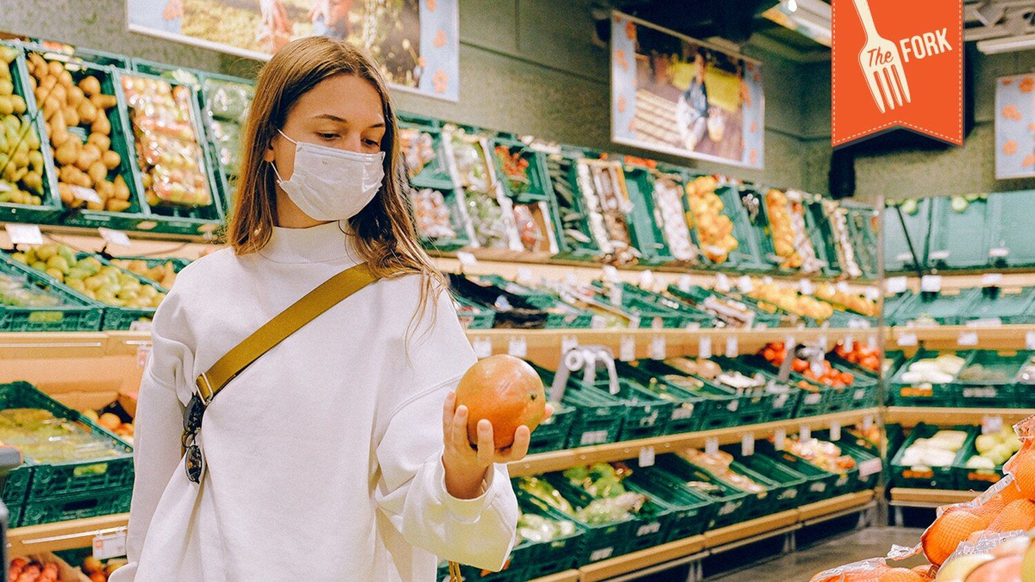 A New Survey Looks at Grocery Shopping Since the Pandemic