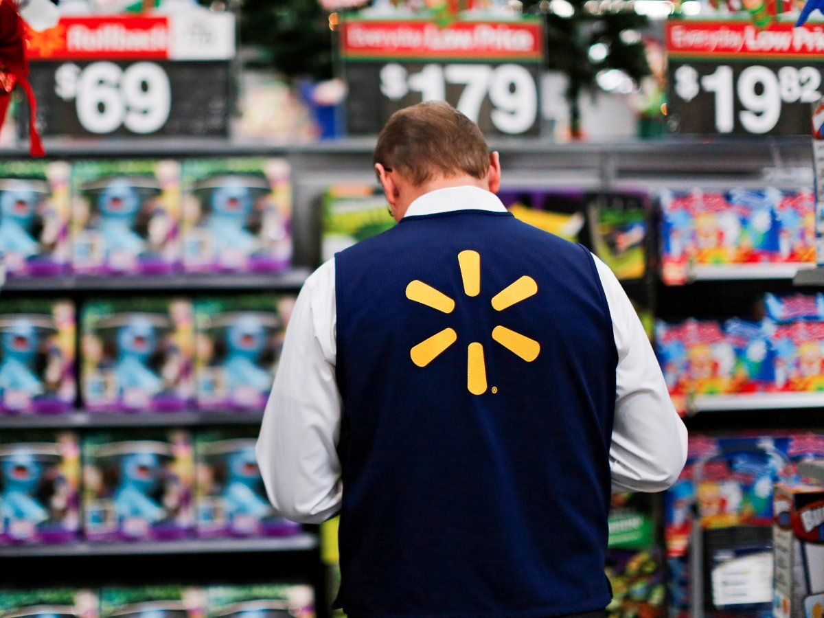 Walmart is cutting management roles at some stores