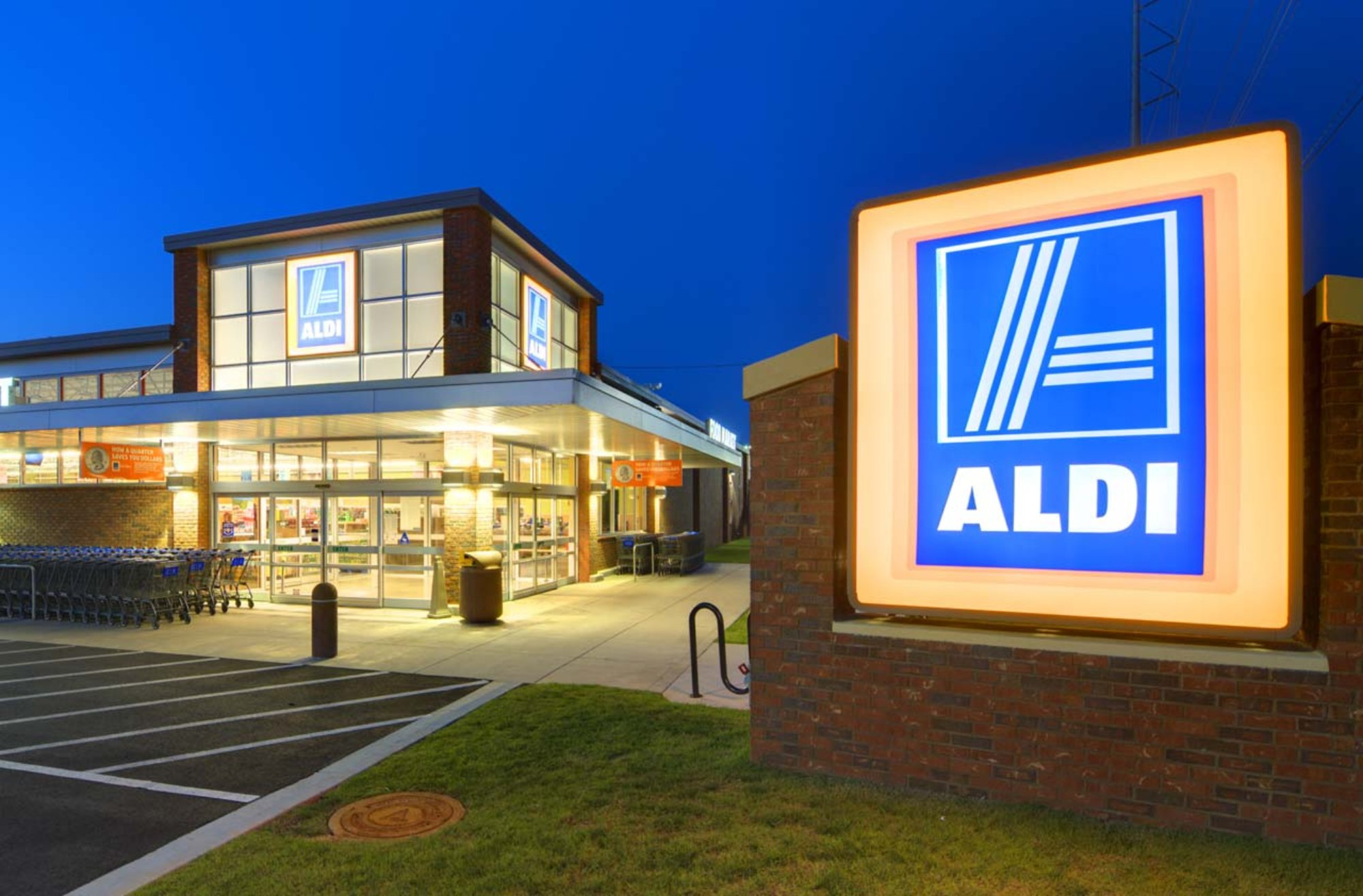 Aldi is rolling out grocery delivery across the US in a direct assault against Walmart, Amazon, and Kroger