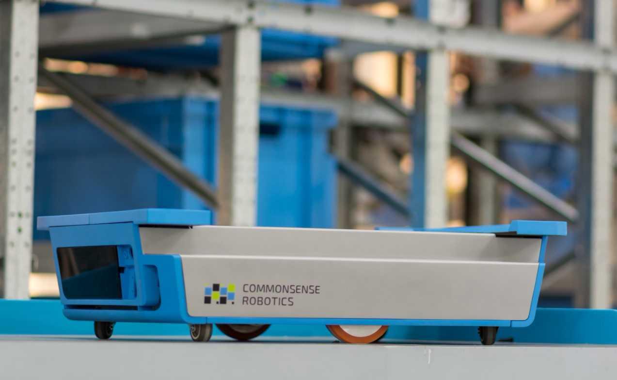 CommonSense Robotics raises $20M for robotics tech for online grocery fulfillment