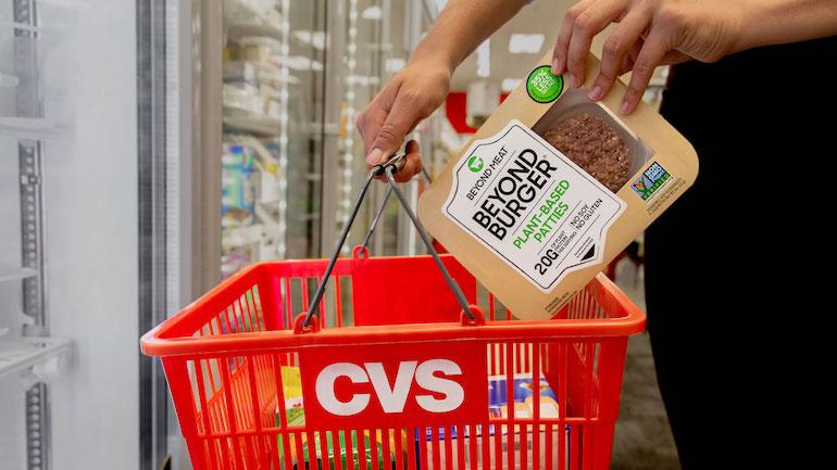 CVS bulks up in-store assortment of frozen food, snacks