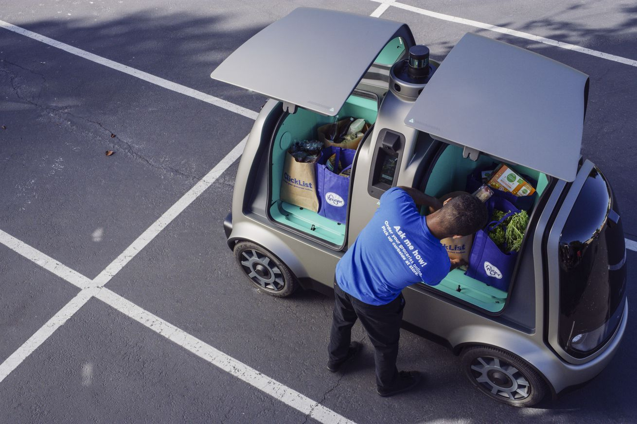 Big grocery chain to start testing driverless delivery in Arizona
