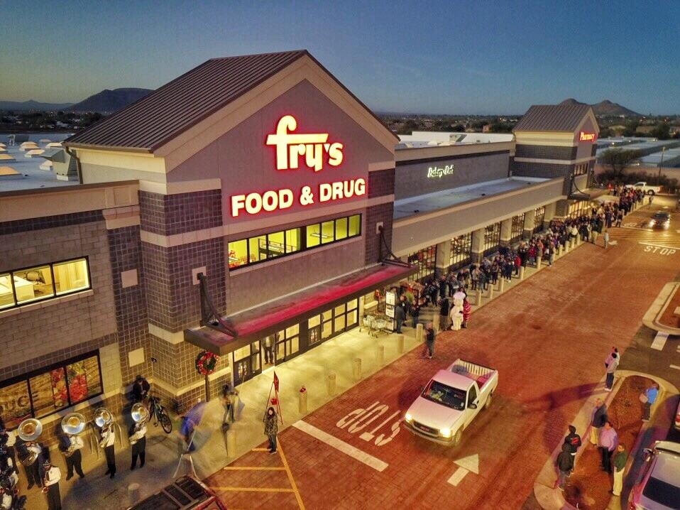Fry's ratifies contract with Arizona chapter of labor union