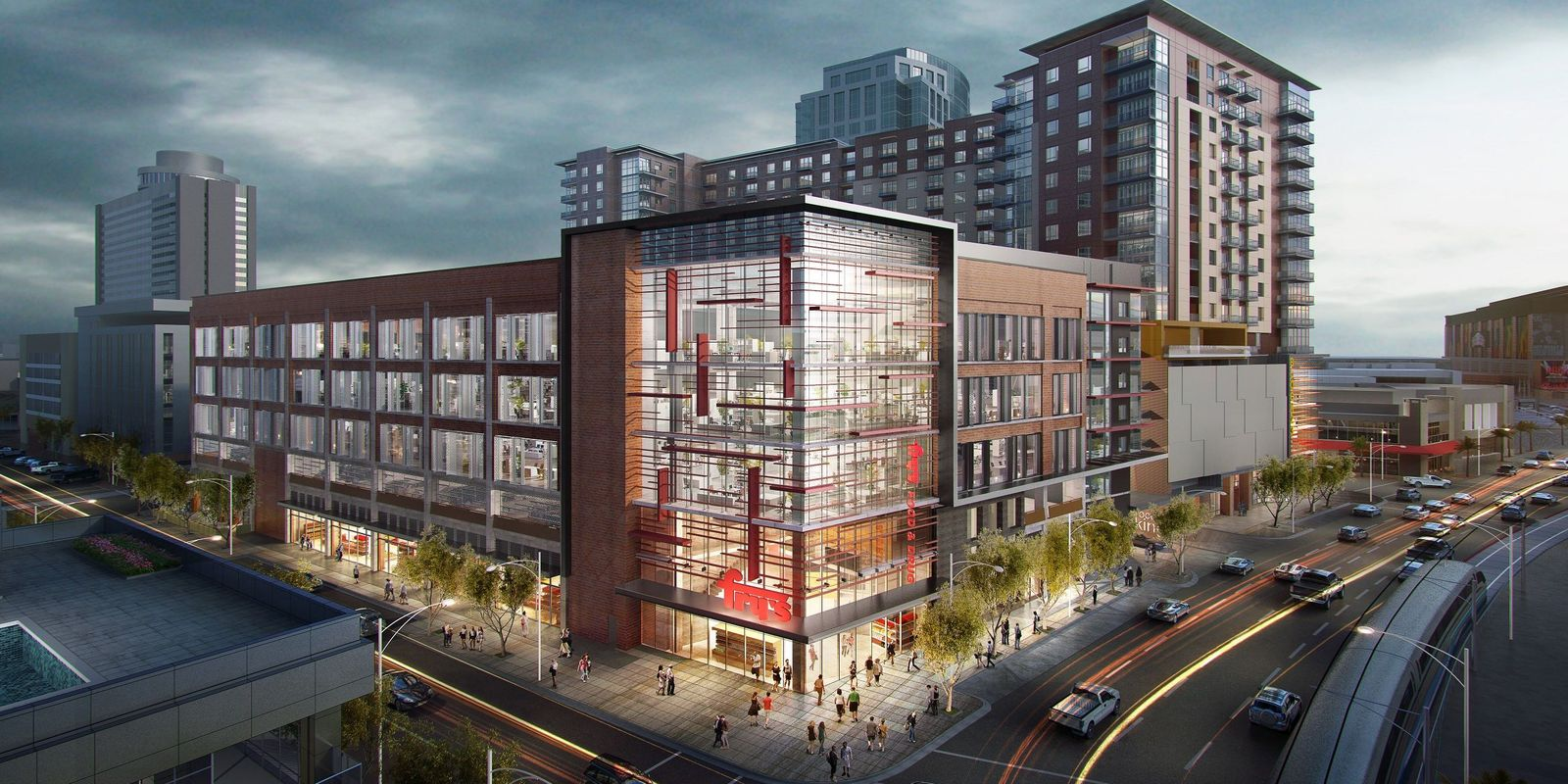 Downtown Phoenix's first grocery store will be a first for Fry's, too