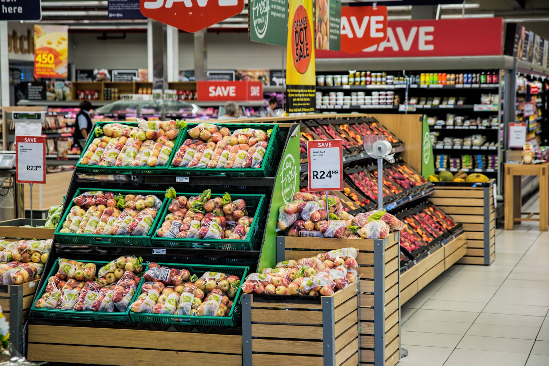 Nearly half of consumers wouldn't mind if their supermarket closed
