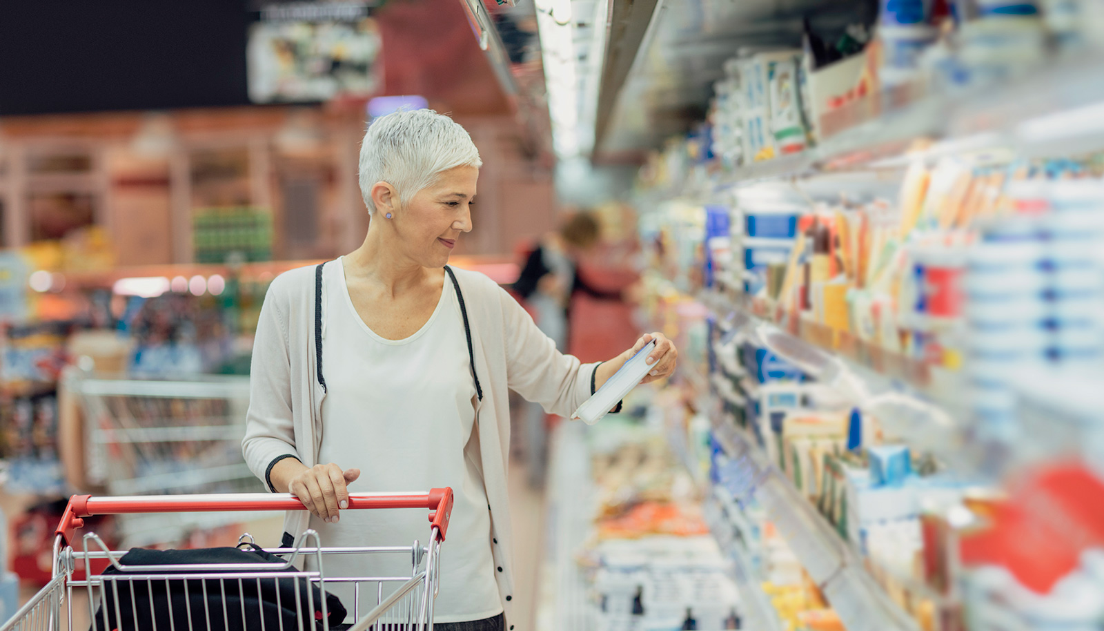 Yes, Grocery Shopping Does Make You Feel Like You Have Your Life Together