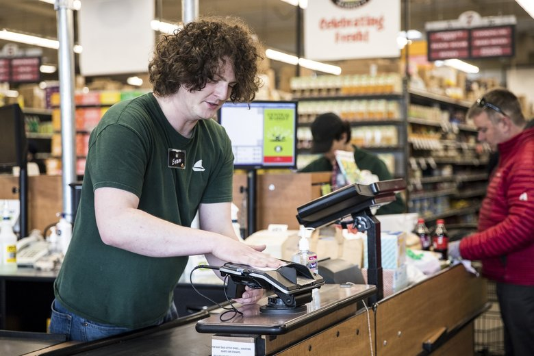 Growing concerns for supermarket employees hard-hit by pandemic