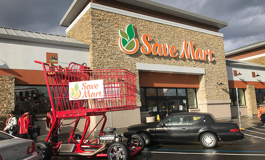 Some local Save Marts now allowing for online grocery orders, curbside pick up