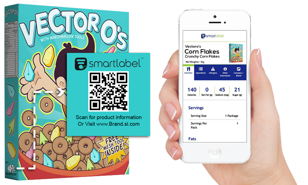 SmartLabel reaches critical mass in stores
