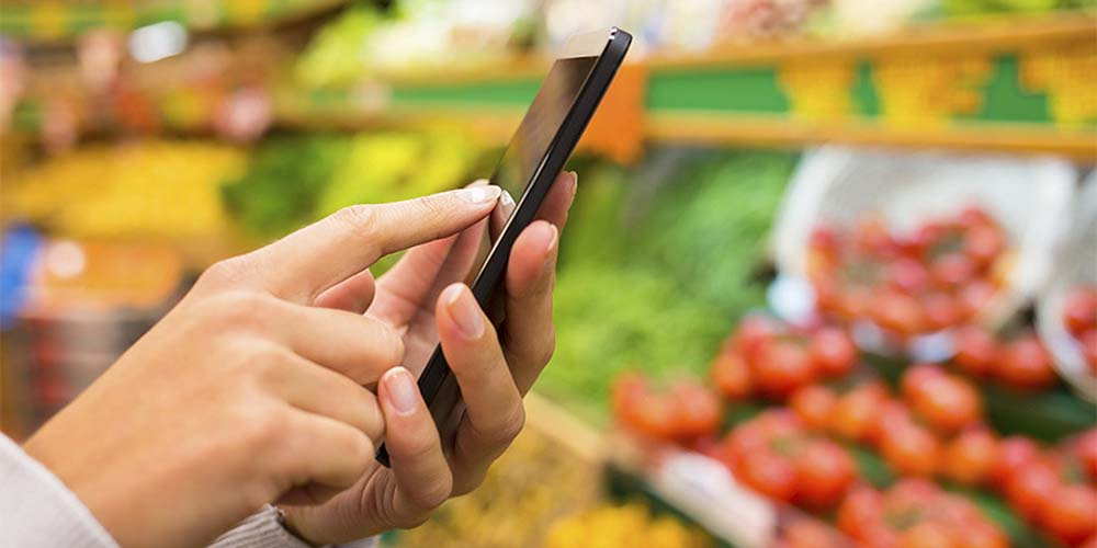 U.S. online grocery sales hit $9.3 billion for January