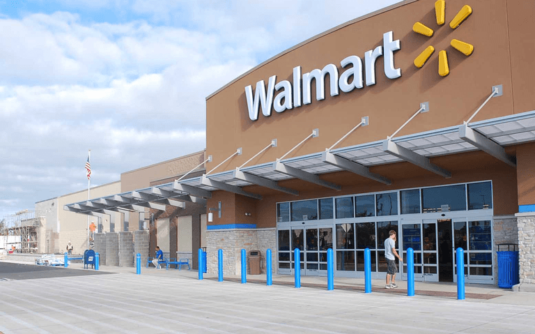Walmart launches free next-day delivery, taking aim at Amazon