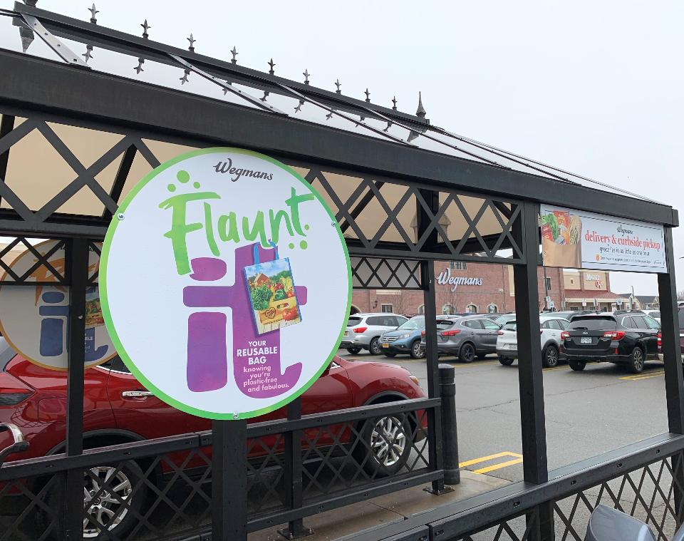 Wegmans Eliminated Plastic Bags Ahead Of The New York Ban. Here's What It Learned.