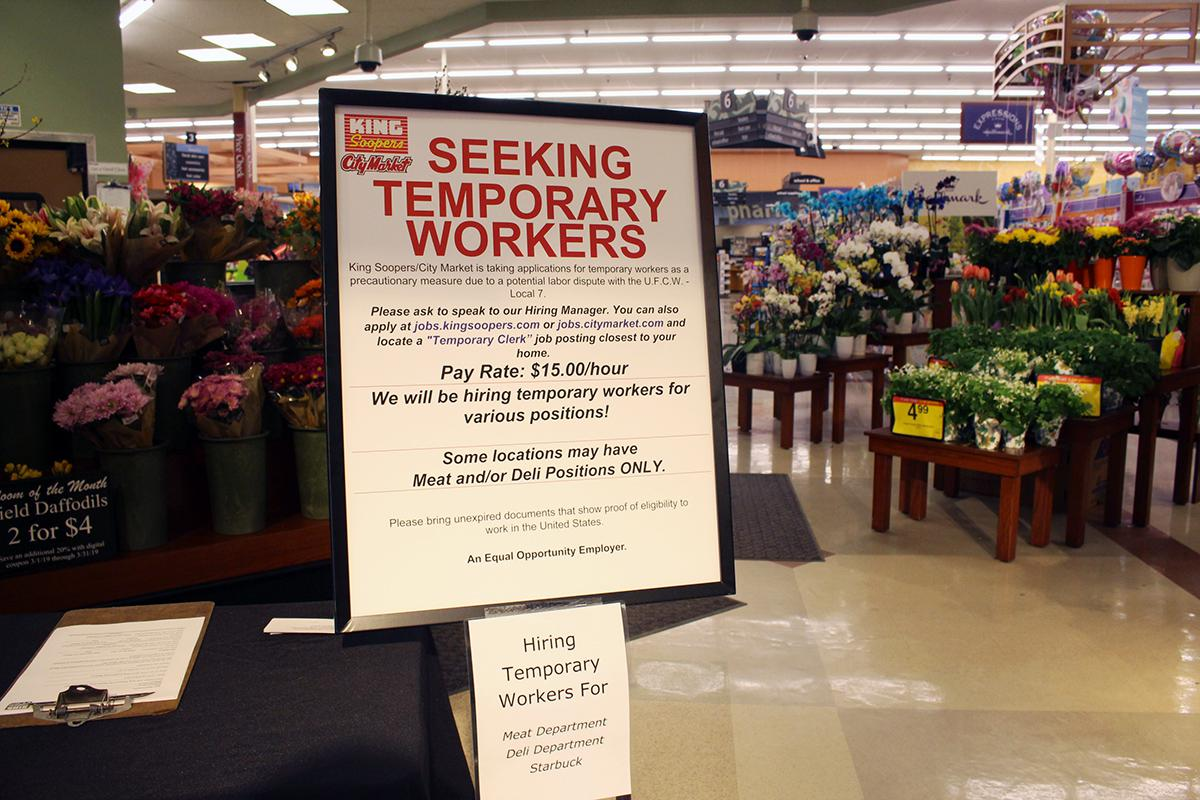 What We Know About The Impending King Soopers, City Market Worker Strike